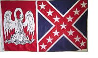 Louisiana - 3'X5' Confederate Flag Polyester