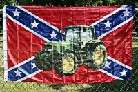 Tractor - 3'X5' Rebel Flag Polyester