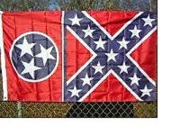 Tennessee Battle  - 3'X5' Confederate Flag Polyester