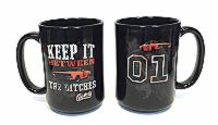 Cooter's Keep it Between the Ditches Coffee Cup
