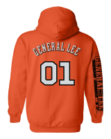 Youth Cooter's 01 General Lee Hoodie