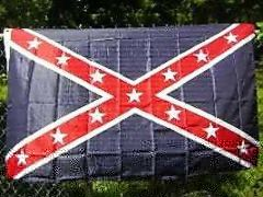 Army Trans Mississippi - 3'X5' Rebel Flag Polyester