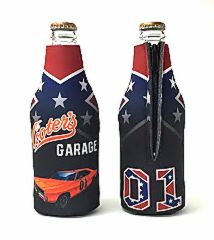 Cooter's Rebel General Lee Bottle Coolie
