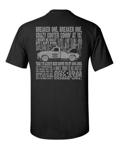 Cooter's CB Sayings T-Shirt