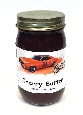 Sauces Cooter's Cherry Butter