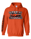 Youth Cooter's Keep it Between the Ditches Hoodie