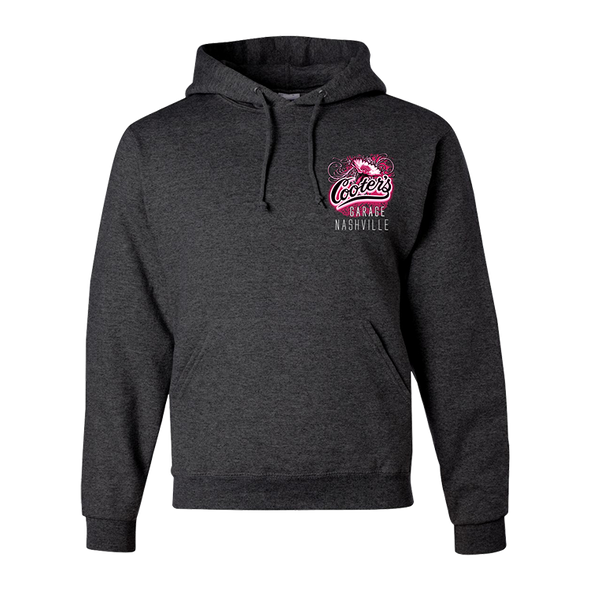 Cooter's Dixie Tattoo Hooded Pullover Sweatshirt
