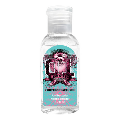 Dixie Tattoo Hand Sanitizer (1.7oz) Made in 🇺🇸