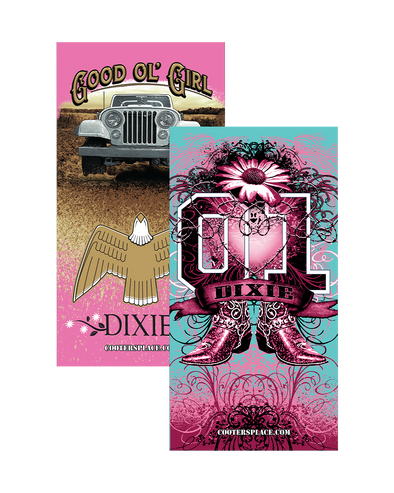 Gaiter Collection Dixie Tattoo & Dixie Good Ol' Girl