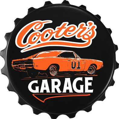Magnet Cooter's General Lee With Bottle Opener