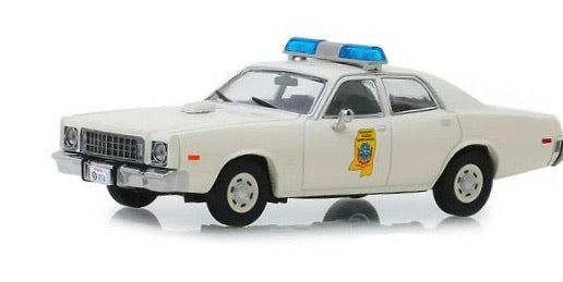 JUNE 2020 PRE-ORDERS ONLY 1:18 Artisan Collection - Smokey and the Bandit (1977) - 1975 Plymouth Fury Mississippi Highway Patrol