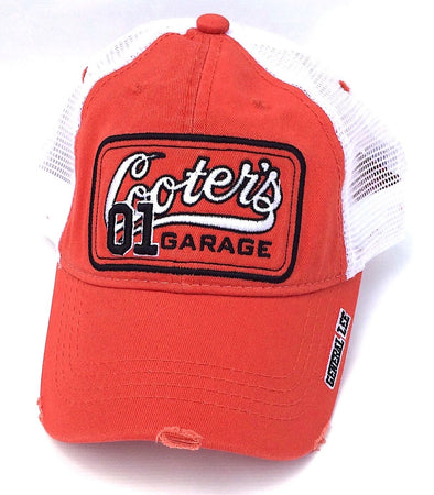 Cooter's Garage Patch Trucker Hat