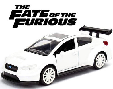 "1:32 F&F - Mr. Little Nobody's Subaru WRX STI ""The Fate of the Furious (2017)"""