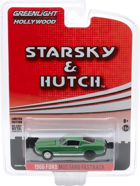1:64 Hollywood Special Edition - Starsky and Hutch (1975-79 TV Series) - 1966 Ford Mustang Fastback