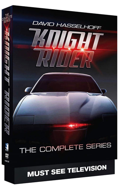 Knight Rider - The Complete Series DVD