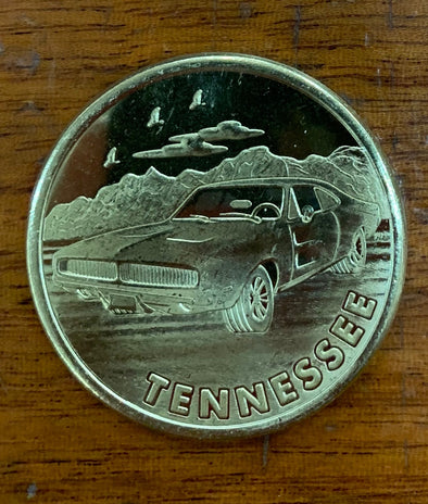 Cooter's General Lee Gatlinburg Collector Coin