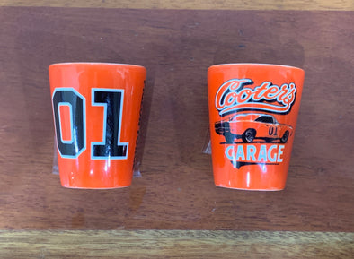 Cooter's Garage Classic Shot Glass