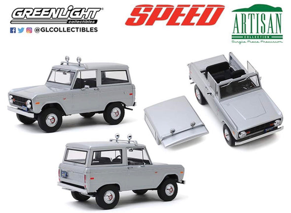 1:18 Artisan Collection - Speed (1994) - Jack Traven's 1970 Ford Bronco
