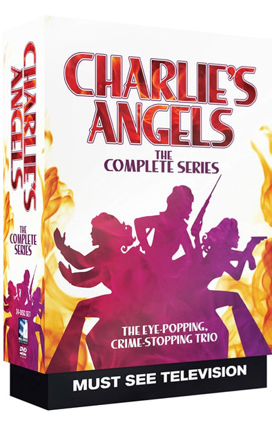 Charlie's Angels - The Complete Series DVD
