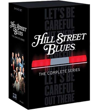 Hill Street Blues: The Complete Series DVD