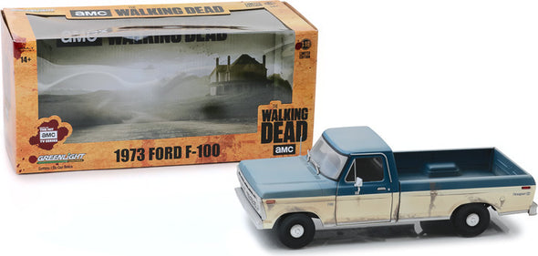 1:18 The Walking Dead (2010-Current TV Series) - 1973 Ford F-100