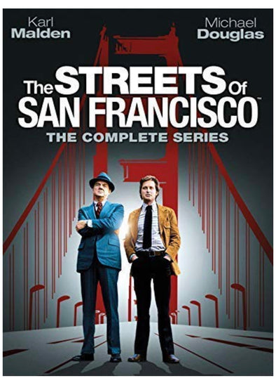 Streets of San Francisco: The Complete Series DVD