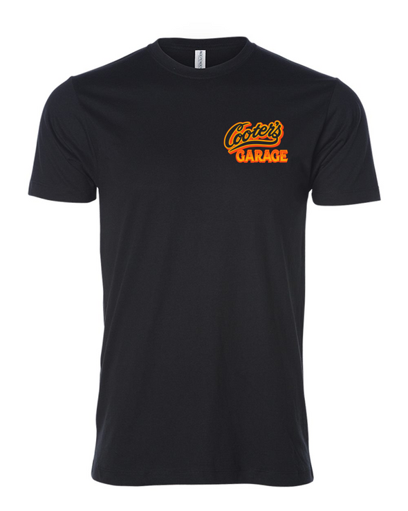 Youth Cooter's Cars of Hazzard T-Shirt
