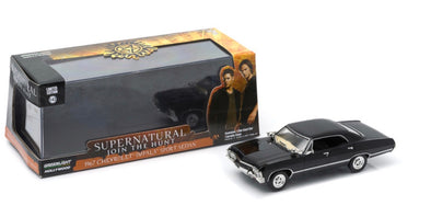 1:43 Supernatural (2005-Current TV Series) - 1967 Chevrolet Impala Sport Sedan