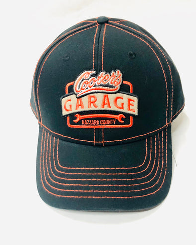 Cooter's Garage Adjustable Hat ht36