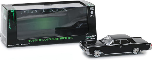 1:43 The Matrix (1999) - 1965 Lincoln Continental