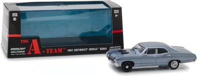 1:43 The A-Team (1983-87 TV Series) - 1967 Chevrolet Impala Sedan