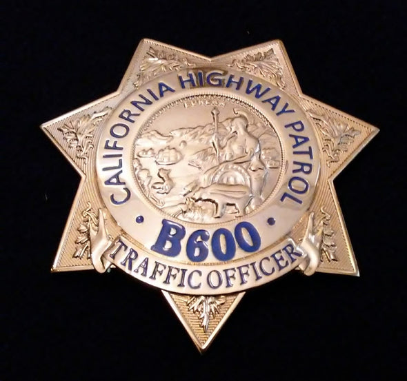 Chips TV Show Replica Badge Ponch #B600