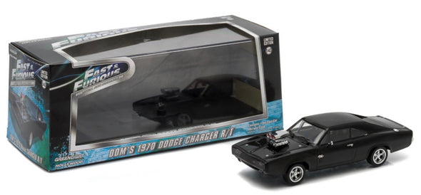 1:43 Fast & Furious - Fast Five (2011) - 1970 Dodge Charger