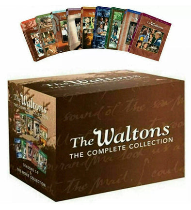 The Waltons Complete Series DVD Box Set