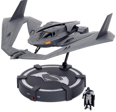 1:32 Batman™ Batwing™ - 2016 Batman vs. Superman w/Batman Figure & Lighted Display Stand