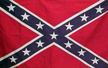 Confederate - 3'X5' Rebel Flag Polyester