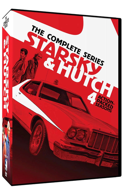 Starsky & Hutch The Complete Series DVD