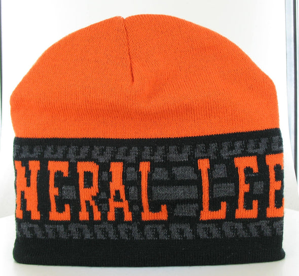 Beanie Hat Cooter's General Lee 01