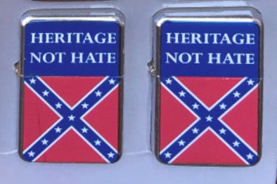 CONFEDERATE FLAG LIGHTER (Heritage Not Hate)