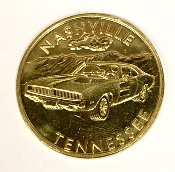 Cooter's General Lee Nashville Collector Coin