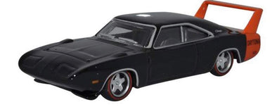 1:87 1969 Dodge Charger Daytona (Black)