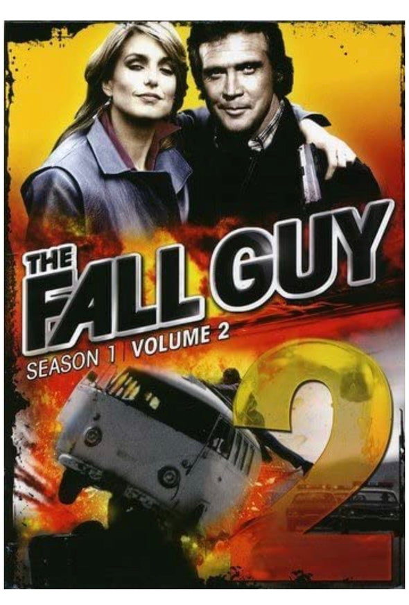 The Fall Guy: Season 1, Vol. 2 DVD
