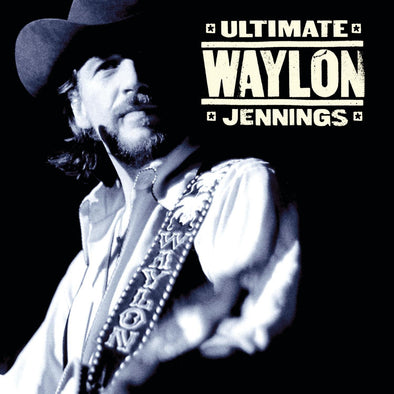 Waylon Jennings Ultimate CD