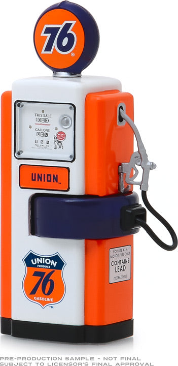 1:18 Vintage Gas Pumps Series 7 - 1948 Wayne 100-A Gas Pump Union 76 Gasoline