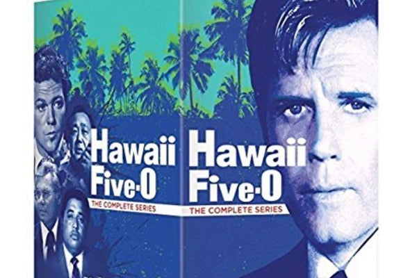 Hawaii Five-O: The Complete Series DVD