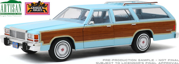 March 2020 Pre-Orders Only 1:18 Artisan Collection - Charlie's Angels (1976-81 TV Series) - 1979 Ford LTD Country Squire