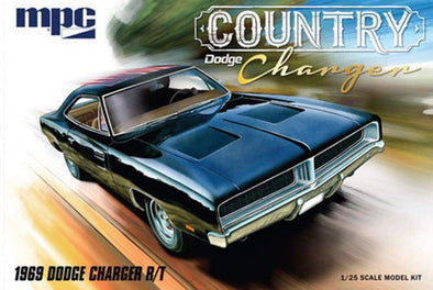 "1969 Dodge ""Country Charger"" R/T (Model Kit)"