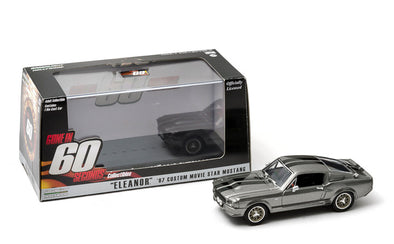 "1:43 Gone in Sixty Seconds (2000) - 1967 Ford Mustang ""Eleanor"""
