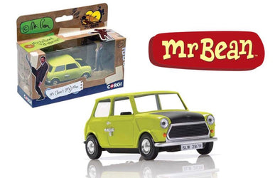 Mr. Bean - Mr. Bean's Mini - 30 Years of Mr. Bean