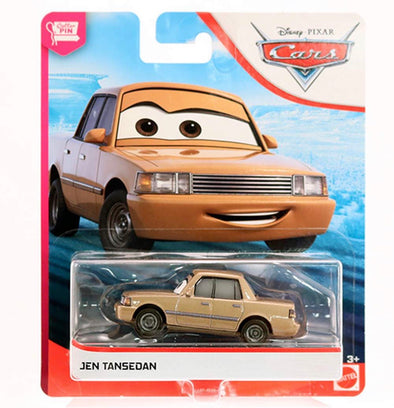 1:55 Cars 2019 - Cotter Pin Fan - Jen Tansedan